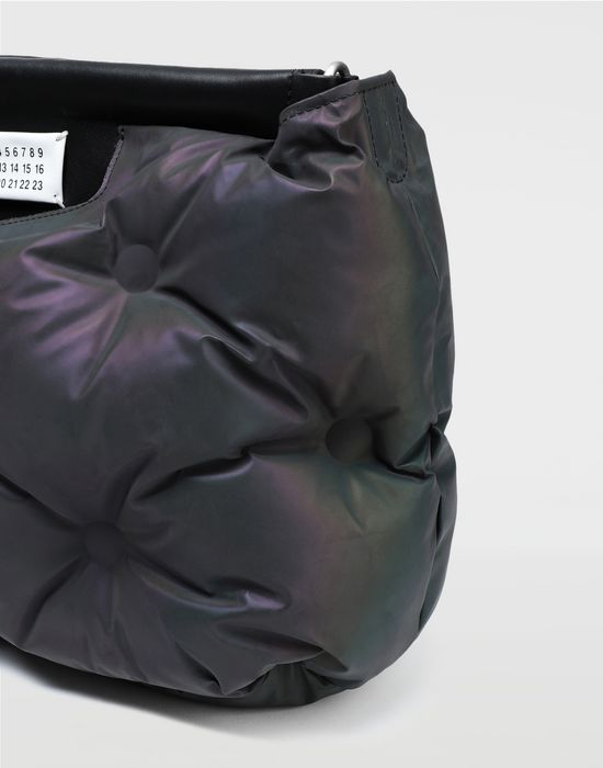 MAISON MARGIELA Boston Glam Slam reflective bag Shoulder bag [*** pickupInStoreShipping_info ***] d