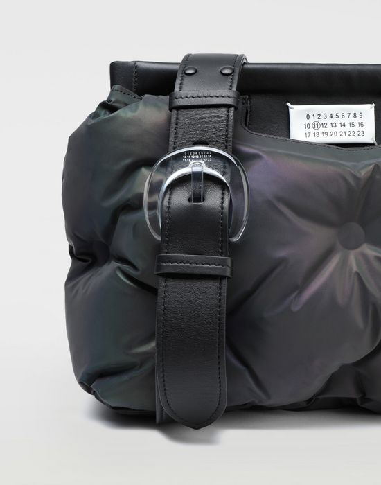 MAISON MARGIELA Boston Glam Slam reflective bag Shoulder bag [*** pickupInStoreShipping_info ***] e