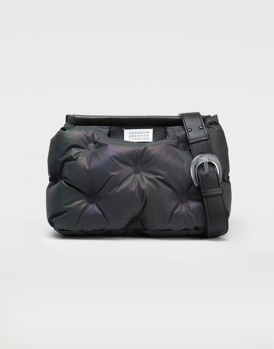MAISON MARGIELA Boston Glam Slam reflective bag Shoulder bag [*** pickupInStoreShipping_info ***] f