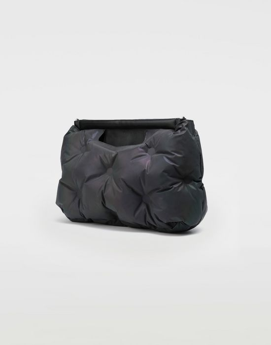MAISON MARGIELA Boston Glam Slam reflective bag Shoulder bag [*** pickupInStoreShipping_info ***] r