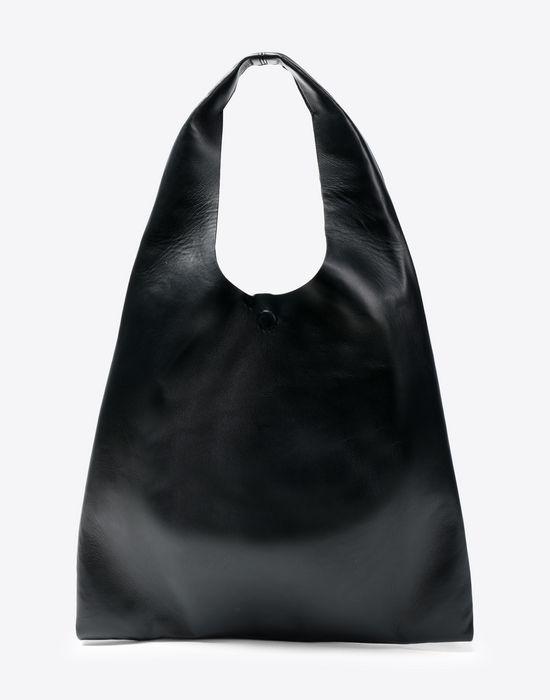 MAISON MARGIELA Leather shopping bag Tote [*** pickupInStoreShipping_info ***] f