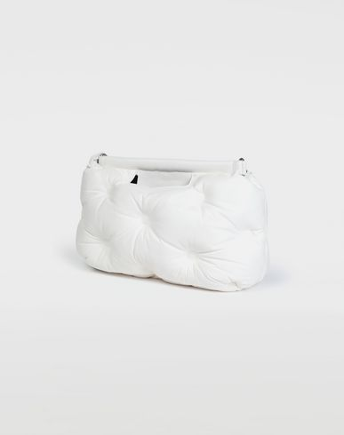 BAGS Medium Glam Slam bag White
