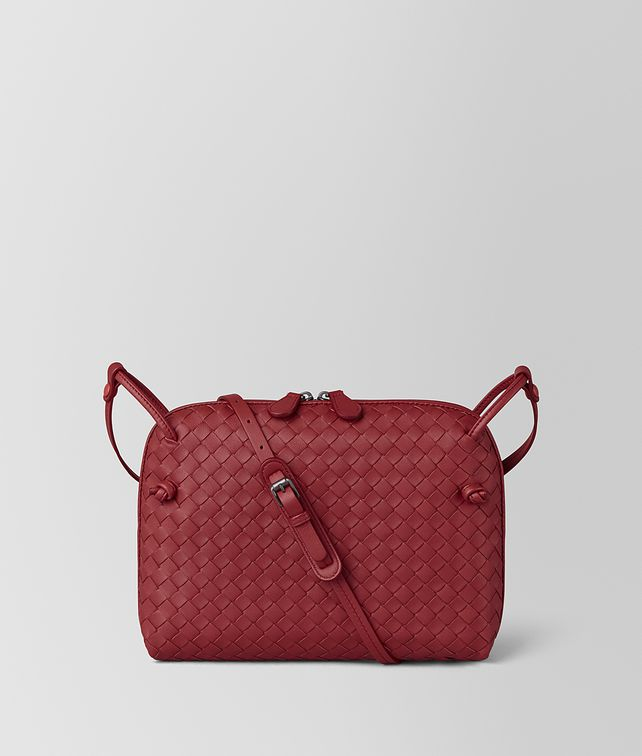 BOTTEGA VENETA BORSA NODINI IN INTRECCIATO NAPPA Borsa cross-body e marsupio [*** pickupInStoreShipping_info ***] fp