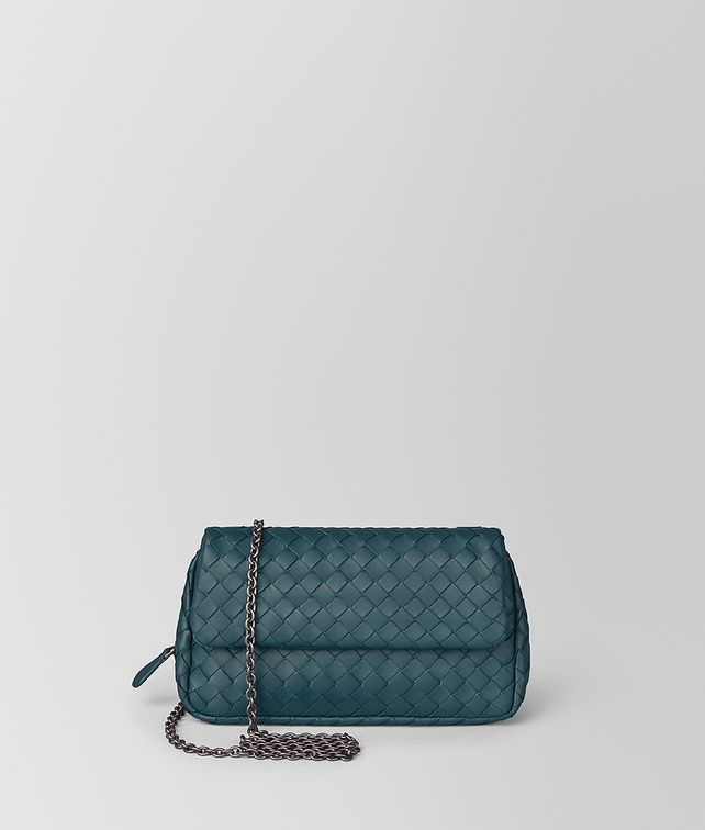 BOTTEGA VENETA MESSENGER BAG IN INTRECCIATO NAPPA Crossbody bag [*** pickupInStoreShipping_info ***] fp