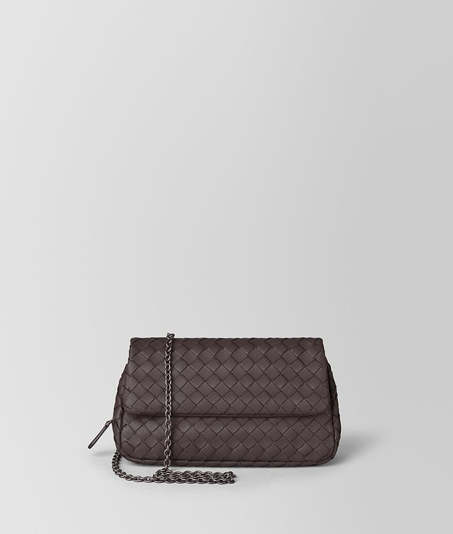 BOTTEGA VENETA MESSENGER BAG IN INTRECCIATO NAPPA Crossbody and Belt Bags [*** pickupInStoreShipping_info ***] fp
