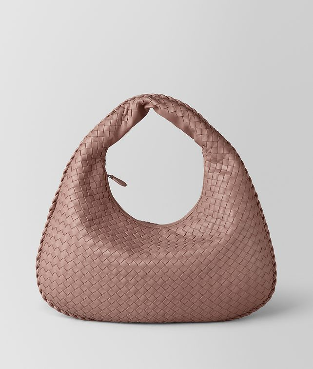 BOTTEGA VENETA BORSA VENETA MEDIA IN INTRECCIATO NAPPA Shoulder Bag Donna fp