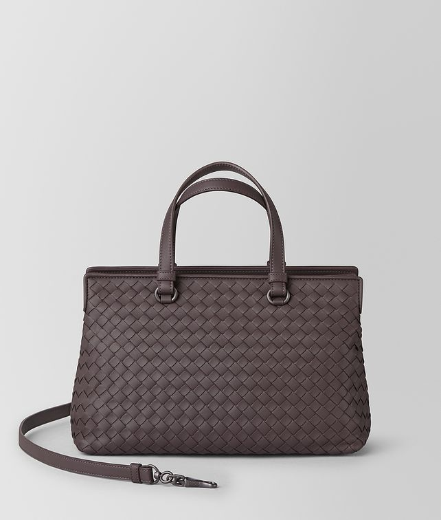 BOTTEGA VENETA SMALL TOP-HANDLE BAG IN INTRECCIATO NAPPA Top Handle Bag [*** pickupInStoreShipping_info ***] fp