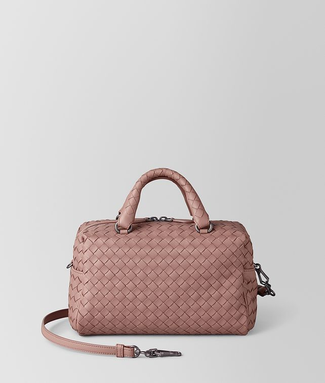 BOTTEGA VENETA MINI TOP-HANDLE BAG IN INTRECCIATO NAPPA Top Handle Bag [*** pickupInStoreShipping_info ***] fp