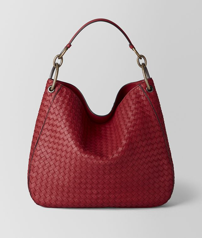 BOTTEGA VENETA MEDIUM LOOP BAG IN INTRECCIATO NAPPA Hobo Bag       pickupInStoreShipping info   28489a68b261b