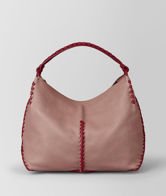 BOTTEGA VENETA MEDIUM SHOULDER BAG IN CERVO Hobo Bag [*** pickupInStoreShipping_info ***] fp