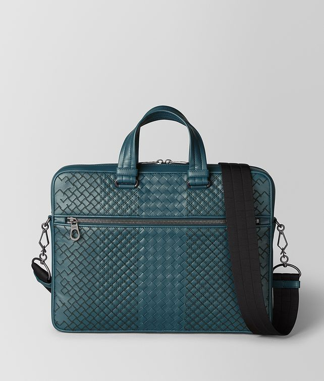 BOTTEGA VENETA BRIEFCASE IN INTRECCIATO AURELIO Business bag Man fp