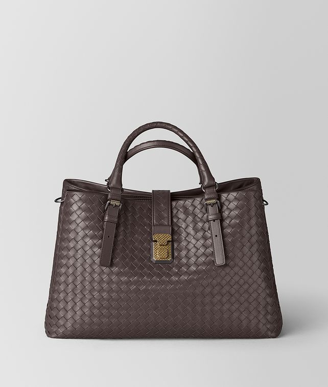 BOTTEGA VENETA QUETSCHE INTRECCIATO CALF MEDIUM ROMA BAG Top Handle Bag [*** pickupInStoreShipping_info ***] fp