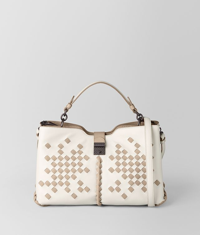 BOTTEGA VENETA MEDIUM NAPOLI BAG IN NAPPA Top Handle Bag [*** pickupInStoreShipping_info ***] fp