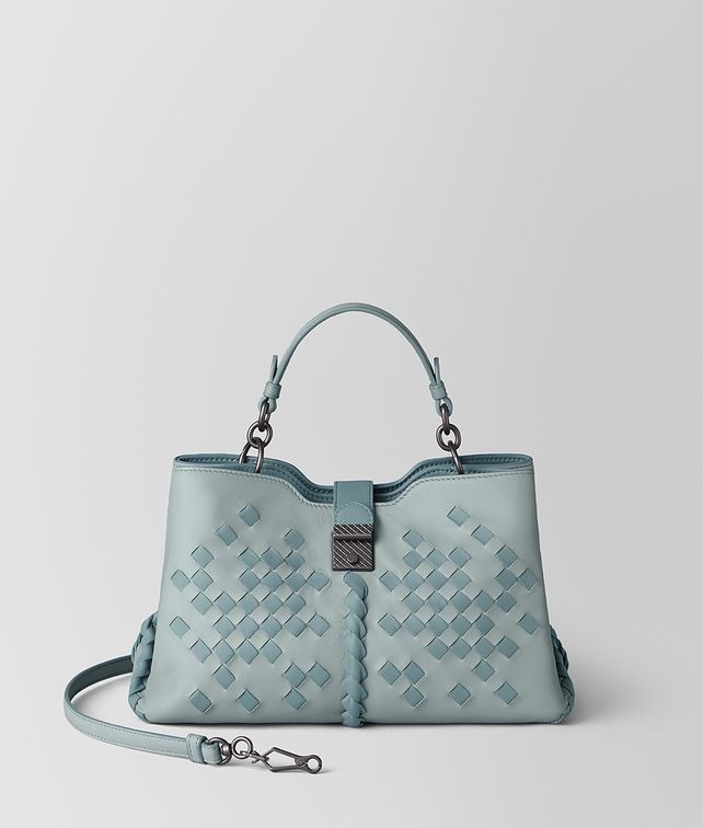 BOTTEGA VENETA SMALL NAPOLI BAG IN NAPPA Top Handle Bag [*** pickupInStoreShipping_info ***] fp