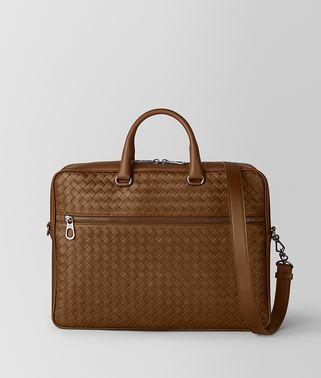 SMALL BRIEFCASE IN INTRECCIATO VN