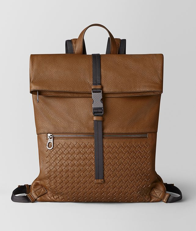 BOTTEGA VENETA BACKPACK IN CERVO LAVATO Backpack [*** pickupInStoreShippingNotGuaranteed_info ***] fp