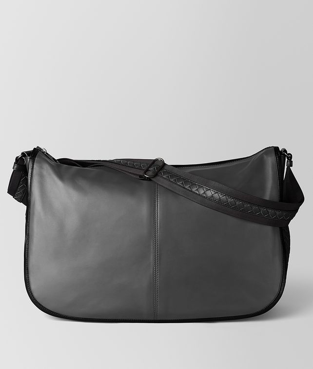 BOTTEGA VENETA MESSENGER BAG IN LEGGERO Messenger Bag Man fp