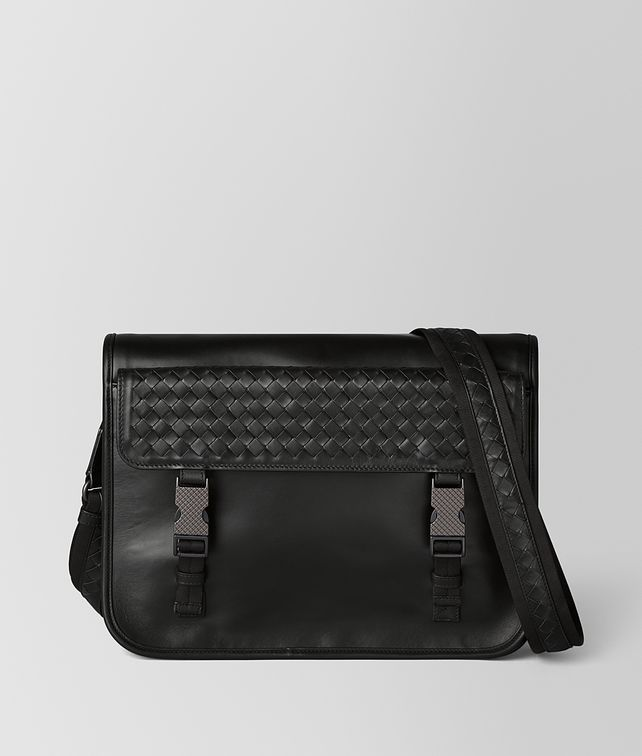 BOTTEGA VENETA BV SATCHEL IN LEGGERO Messenger Bag Man fp