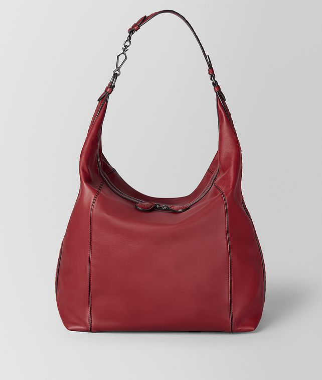 BOTTEGA VENETA LARGE MI-NY BAG IN CALF Hobo Bag [*** pickupInStoreShipping_info ***] fp