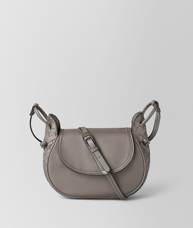 BOTTEGA VENETA SMALL CROSS-BODY BAG IN INTRECCIATO NAPPA Crossbody bag [*** pickupInStoreShipping_info ***] fp