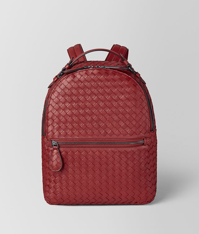 BOTTEGA VENETA BACKPACK IN INTRECCIATO NAPPA Crossbody and Belt Bags [*** pickupInStoreShipping_info ***] fp