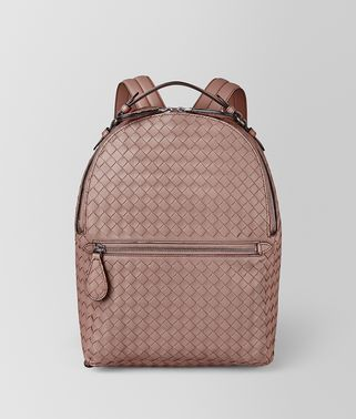 BACKPACK IN INTRECCIATO NAPPA