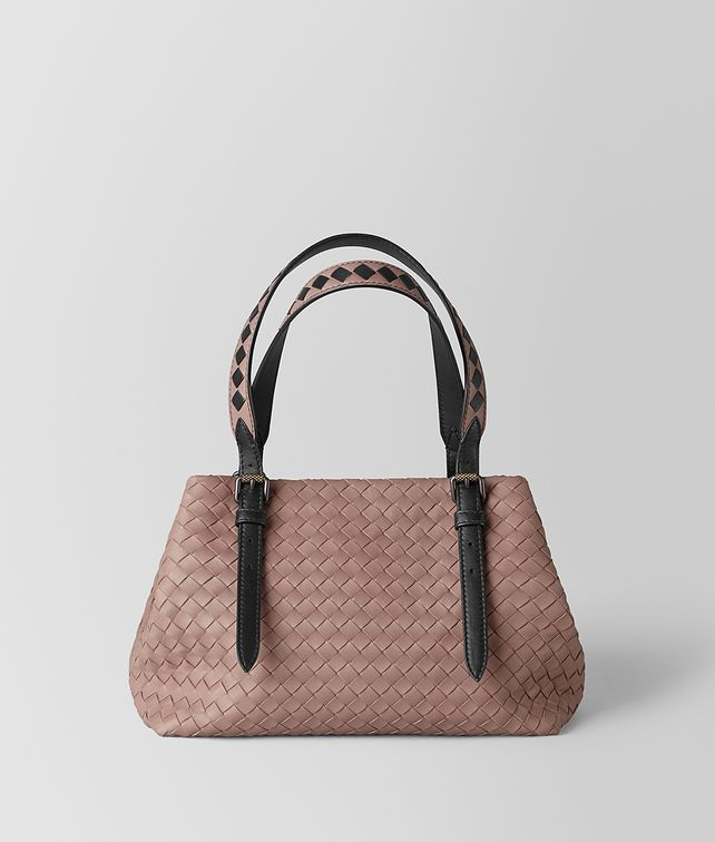 BOTTEGA VENETA MINI CESTA TASCHE AUS INTRECCIATO NAPPA Shopper [*** pickupInStoreShipping_info ***] fp
