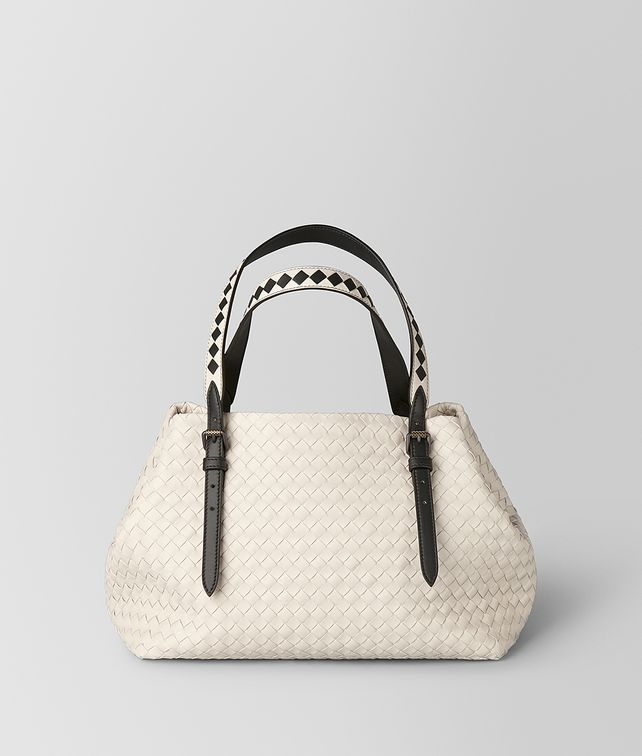 67e6d6d92eed BOTTEGA VENETA SMALL CESTA BAG IN INTRECCIATO NAPPA Tote Bag       pickupInStoreShipping info