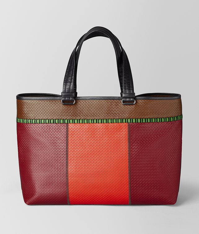 BOTTEGA VENETA TOTE IN MICRO-INTRECCIATO EMBOSSED Tote Bag [*** pickupInStoreShippingNotGuaranteed_info ***] fp