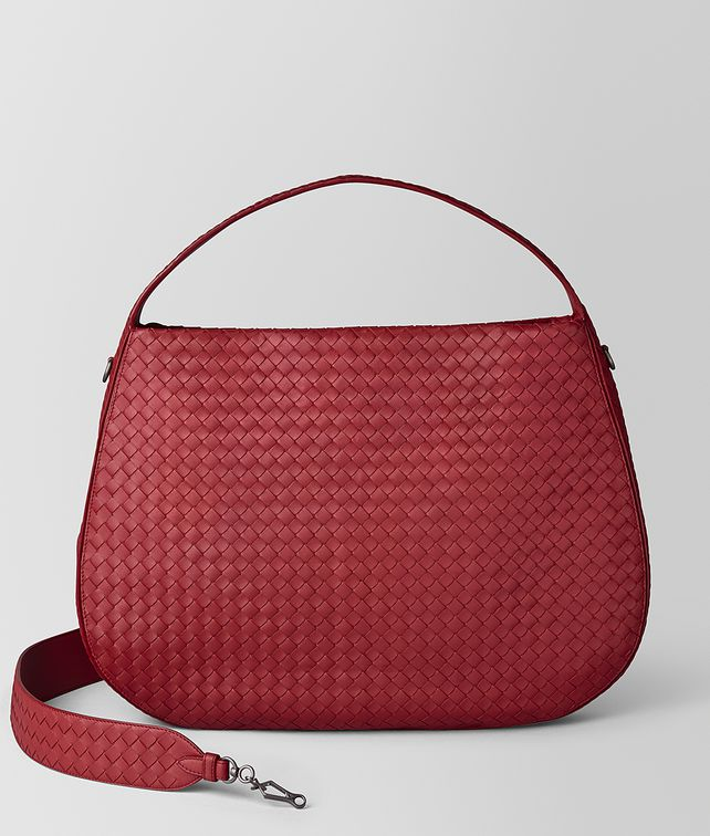 BOTTEGA VENETA LARGE CITY VENETA IN INTRECCIATO NAPPA Hobo Bag [*** pickupInStoreShipping_info ***] fp