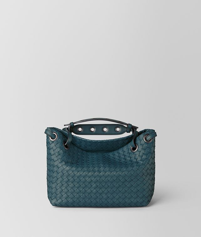 BOTTEGA VENETA SMALL GARDA BAG IN INTRECCIATO NAPPA Shoulder Bag [*** pickupInStoreShipping_info ***] fp