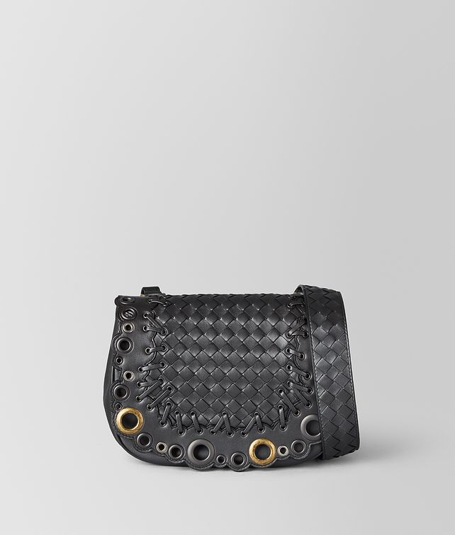 BOTTEGA VENETA BV LUNA BAG IN INTRECCIATO LACE Crossbody and Belt Bags [*** pickupInStoreShipping_info ***] fp