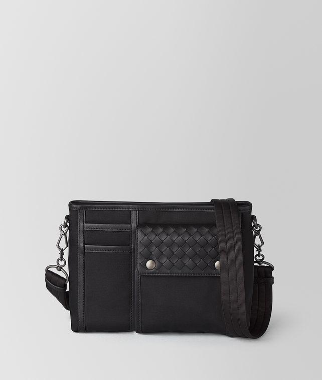 BOTTEGA VENETA MESSENGER BAG IN MERIDIAN Messenger Bag Man fp