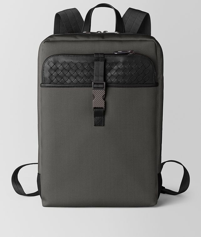 BOTTEGA VENETA BACKPACK IN MERIDIAN Backpack Man fp