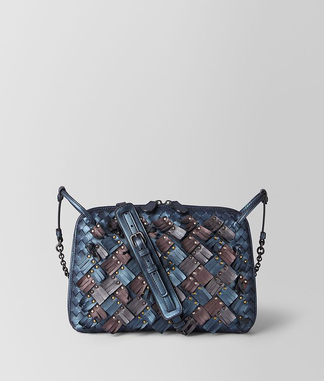 BOTTEGA VENETA NODINI BAG IN INTRECCIATO PLUME Crossbody bag [*** pickupInStoreShipping_info ***] fp