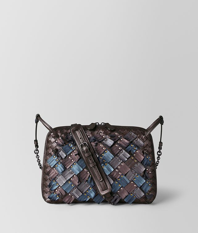 BOTTEGA VENETA NODINI BAG IN INTRECCIATO PLUME Crossbody and Belt Bags [*** pickupInStoreShipping_info ***] fp