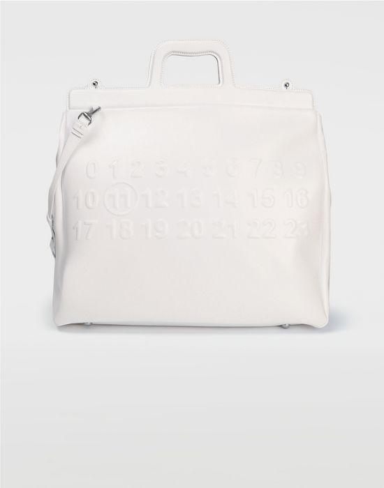 MAISON MARGIELA Embossed shopping bag Tote [*** pickupInStoreShipping_info ***] f