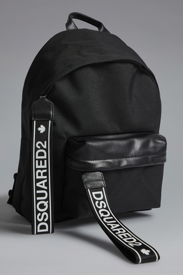 DSQUARED2 Medium fabric bag Man BBM001616802063M1720 b