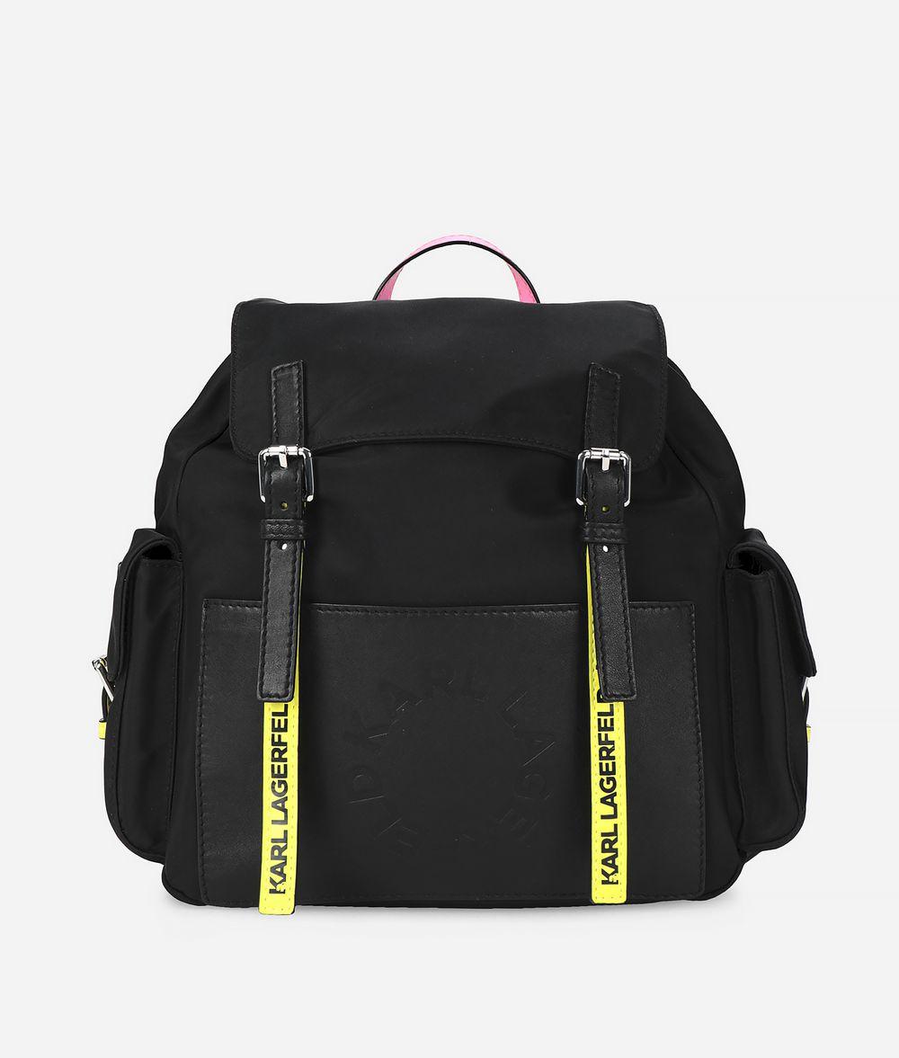 KARL LAGERFELD K/Neon Backpack Backpack E f