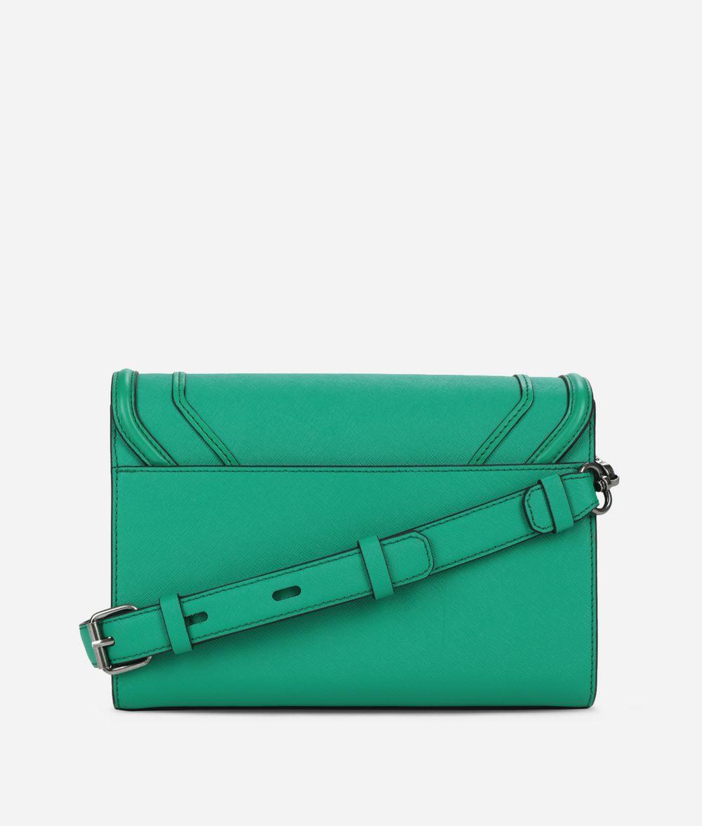 KARL LAGERFELD K/Rocky Saffiano Shoulder Bag Handbag Woman d