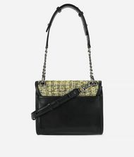 KARL LAGERFELD K/Kuilted Tweed Handbag 9_f