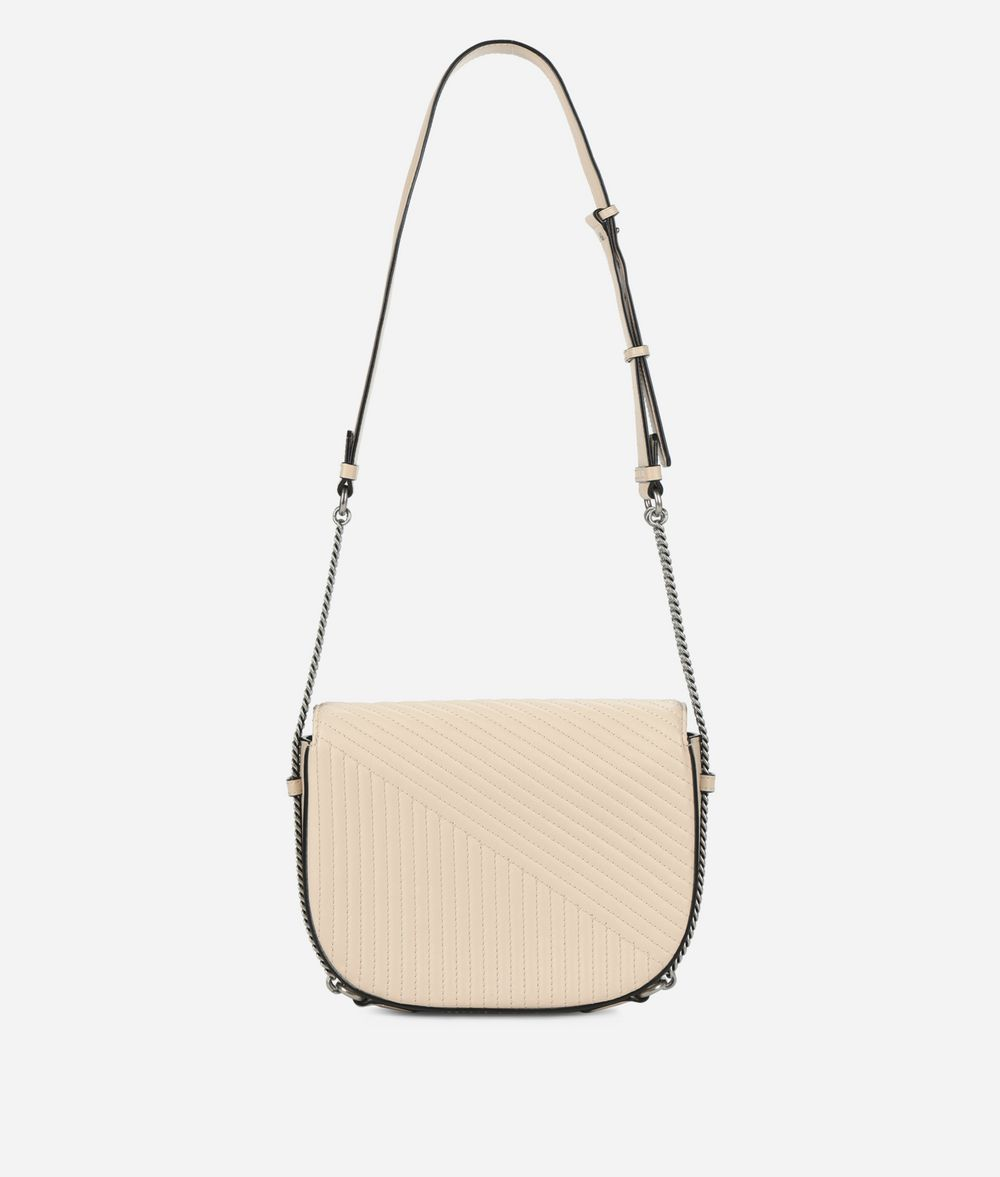 KARL LAGERFELD K/Signature Quilted Shoulder Bag Crossbody Bag Woman d