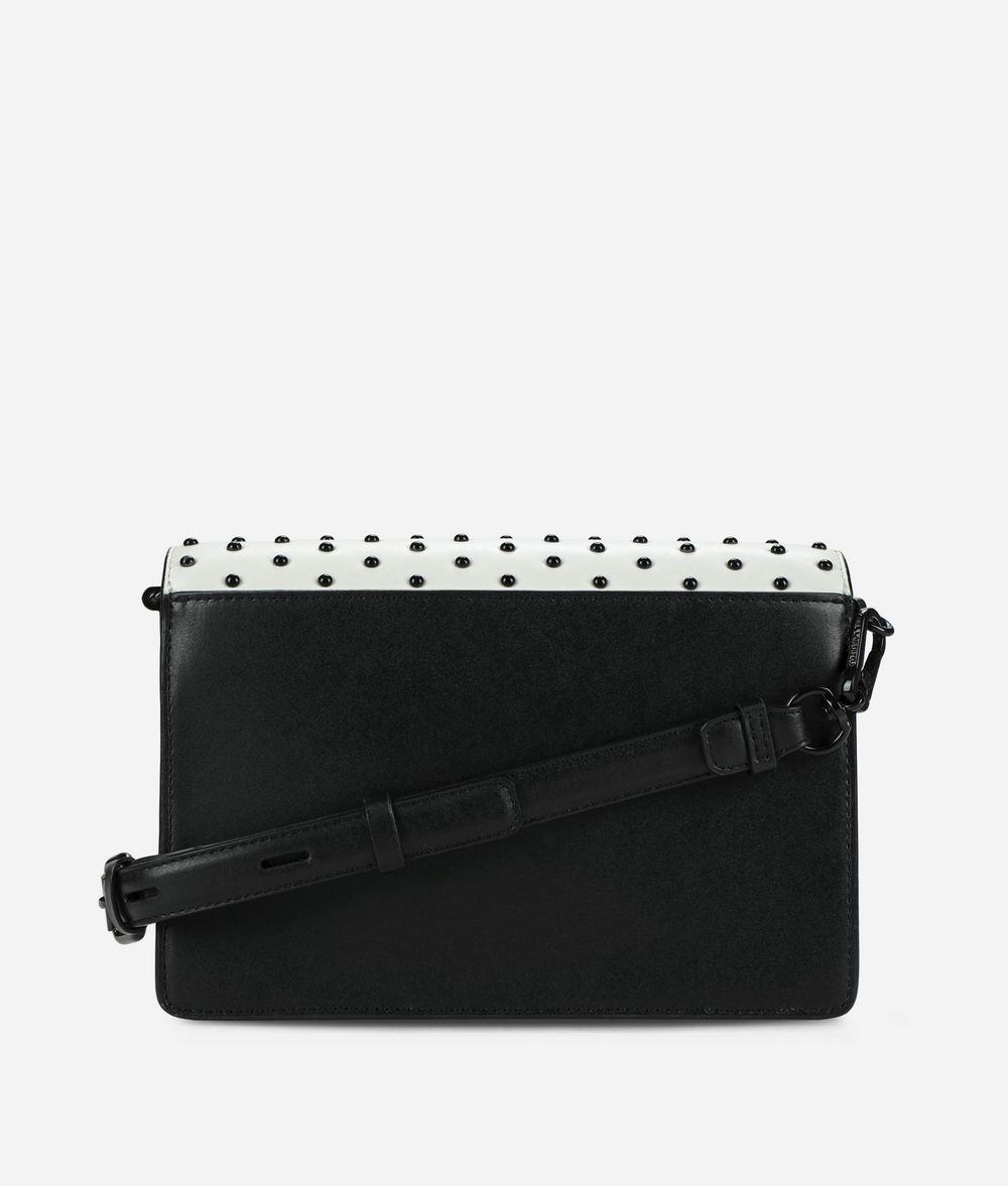 KARL LAGERFELD K/Signature Special Studs Shoulder Bag Handbag Woman d