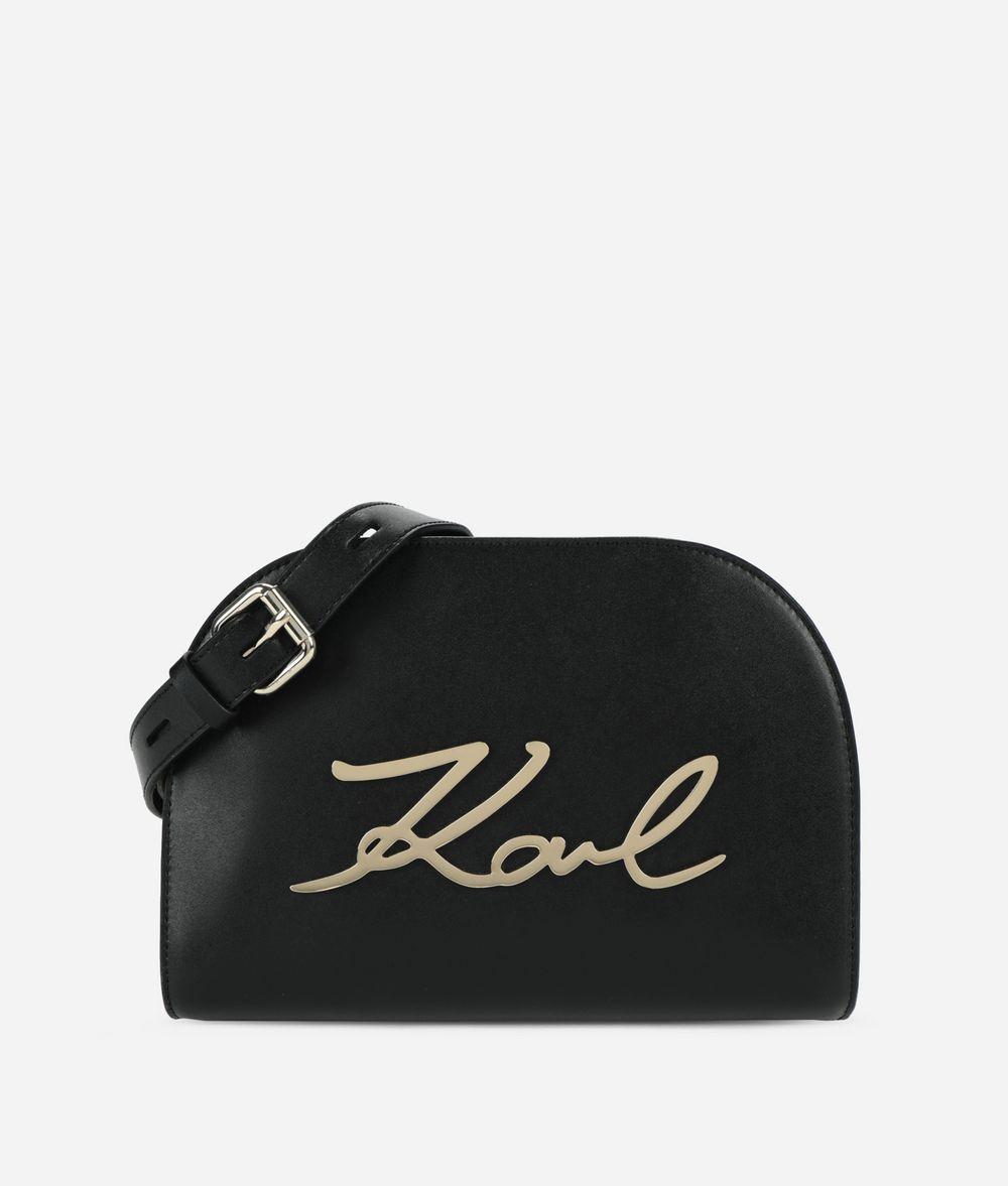 KARL LAGERFELD K/Signature Crossbody Bag Crossbody Bag Woman f