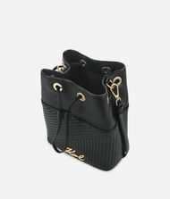 KARL LAGERFELD K/Signature Quilted Bucket Bag 9_f