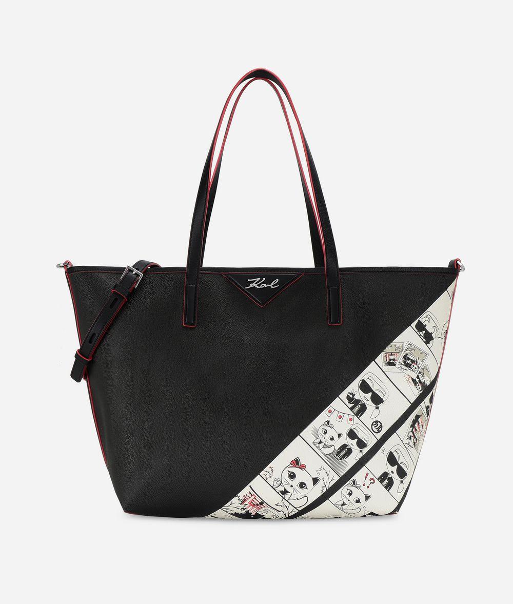 KARL LAGERFELD K/Tokyo Shopper Shopper Woman f