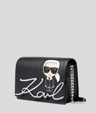 KARL LAGERFELD K/Ikonik Shoulder Bag 9_f