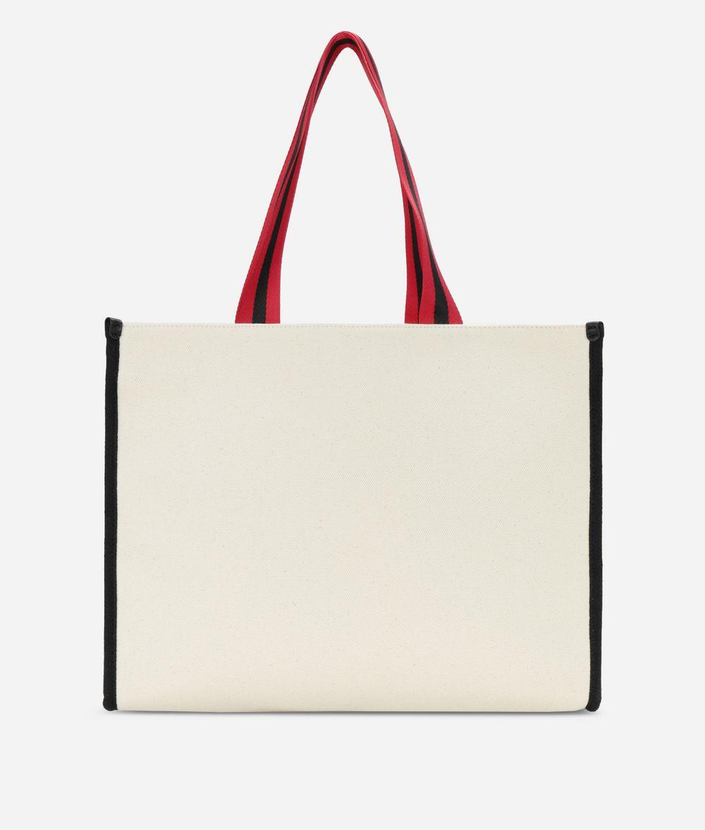 KARL LAGERFELD K/Tokyo Canvas Shopper Canvas Shopper Woman d