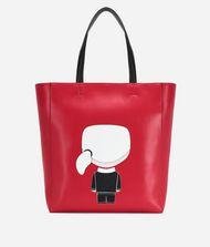 KARL LAGERFELD K/Ikonik Soft Shopper 9_f