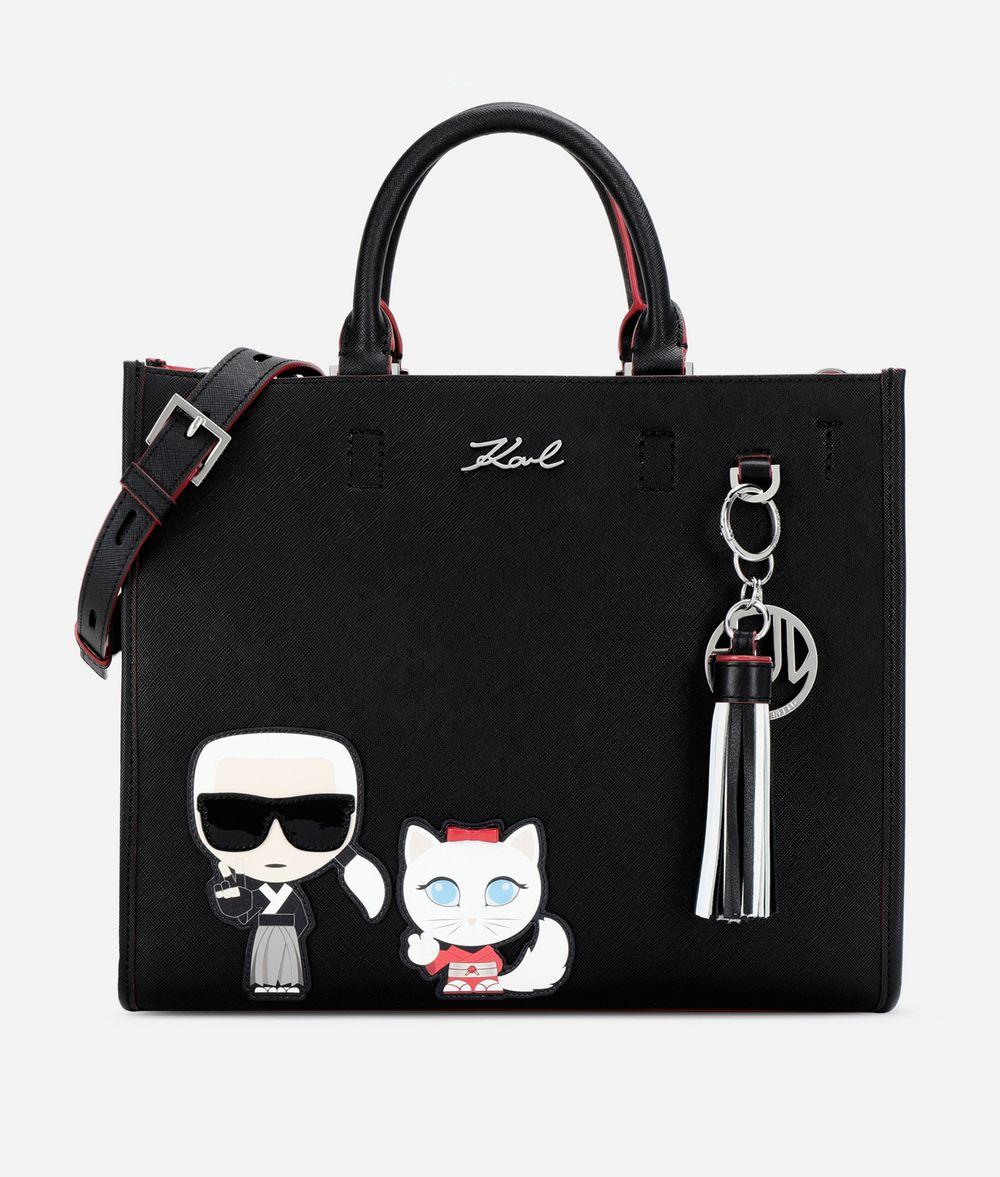 KARL LAGERFELD K/Tokyo Fun Shopper Shopper Woman f